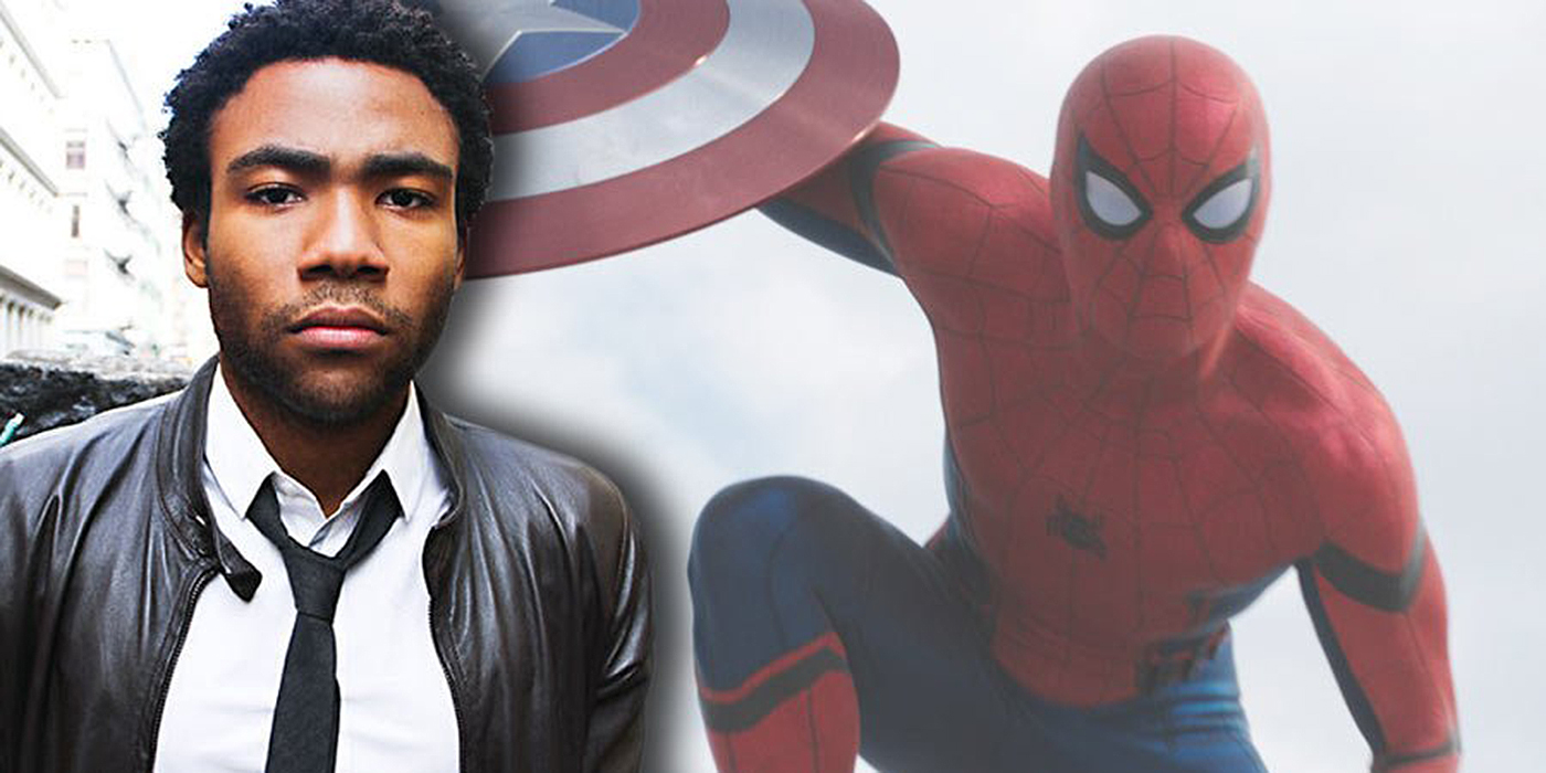 Spider-Man: Homecoming Novel May Reveal Donald Glover ...