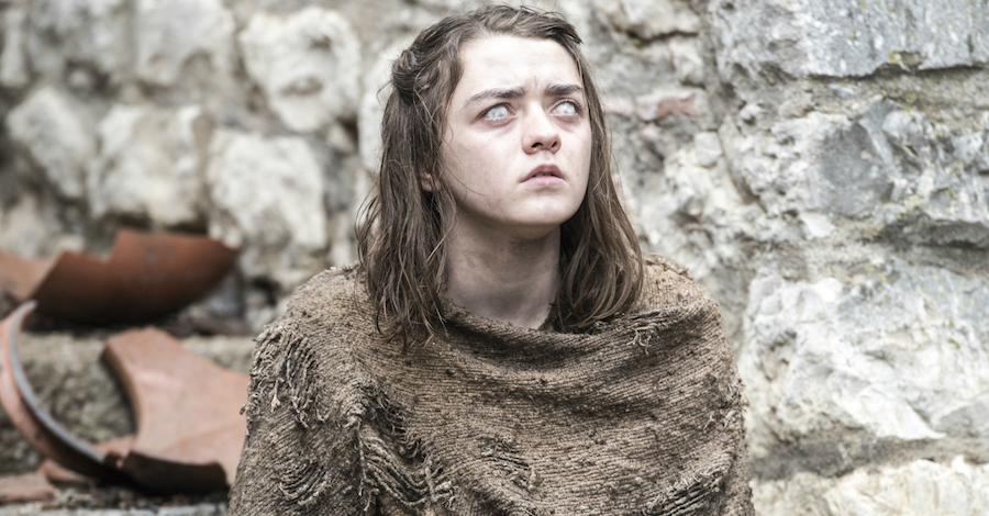 Game of Thrones' Maisie Williams Says Wrap This Up Game of Thrones