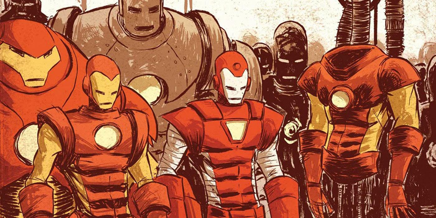 Iron Man S Craziest Armors Ever Cbr