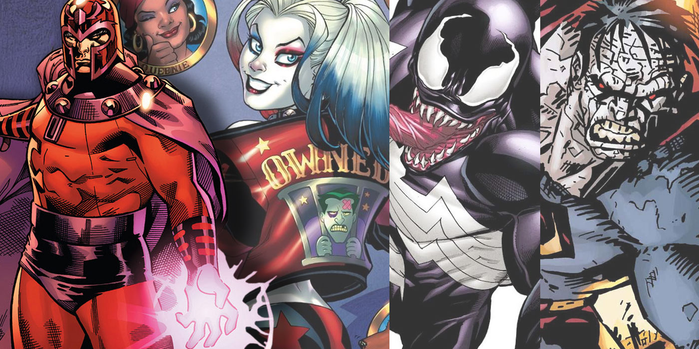 11 super villains who are actually nice people cbr