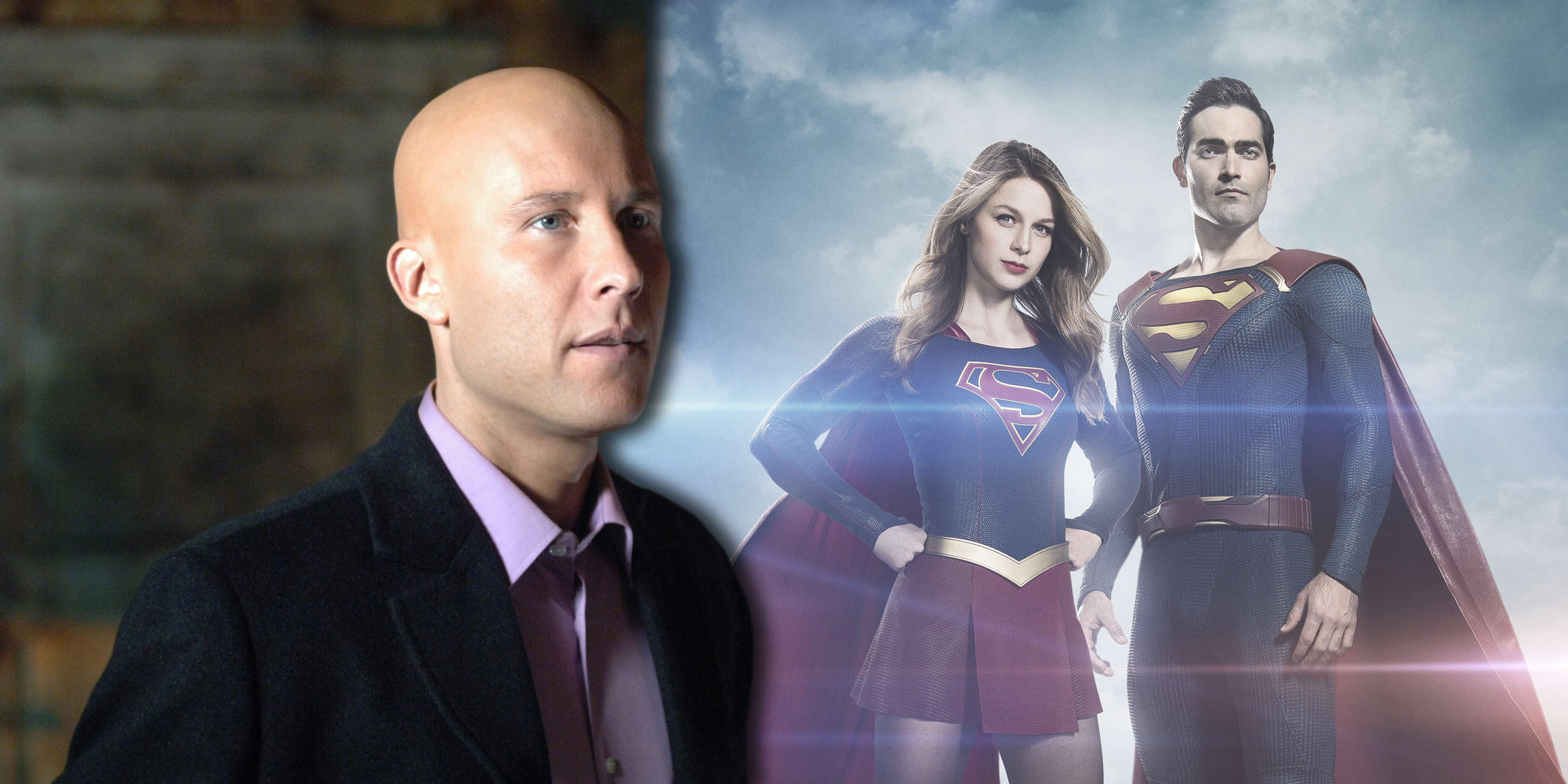 Here's Why Michael Rosenbaum Makes Sense as Supergirl's Lex Luthor -- and Why He Doesn't