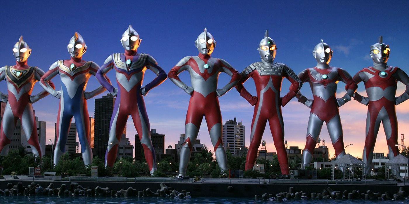 Netflix Picks Up CGI Ultraman Series For 2019