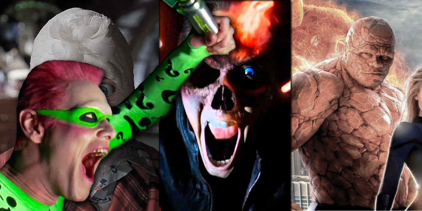 15 Comic Book Movies Better Than You Remember