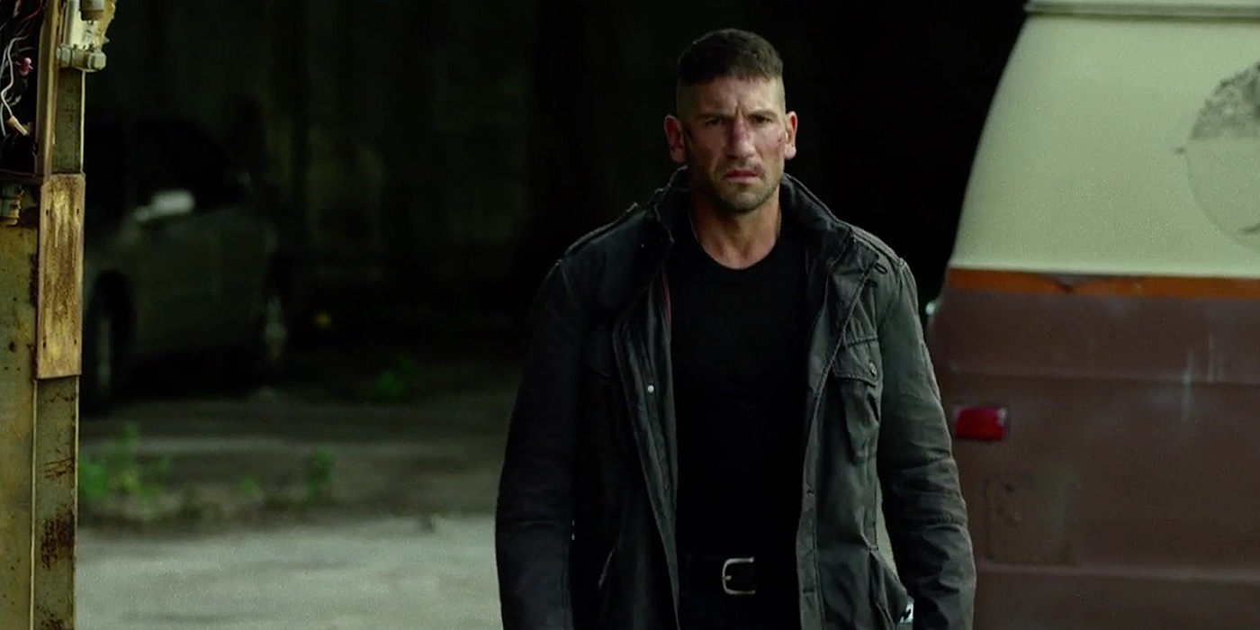 Bernthal S Punisher Wields Non Lethal Item In New Set Photos
