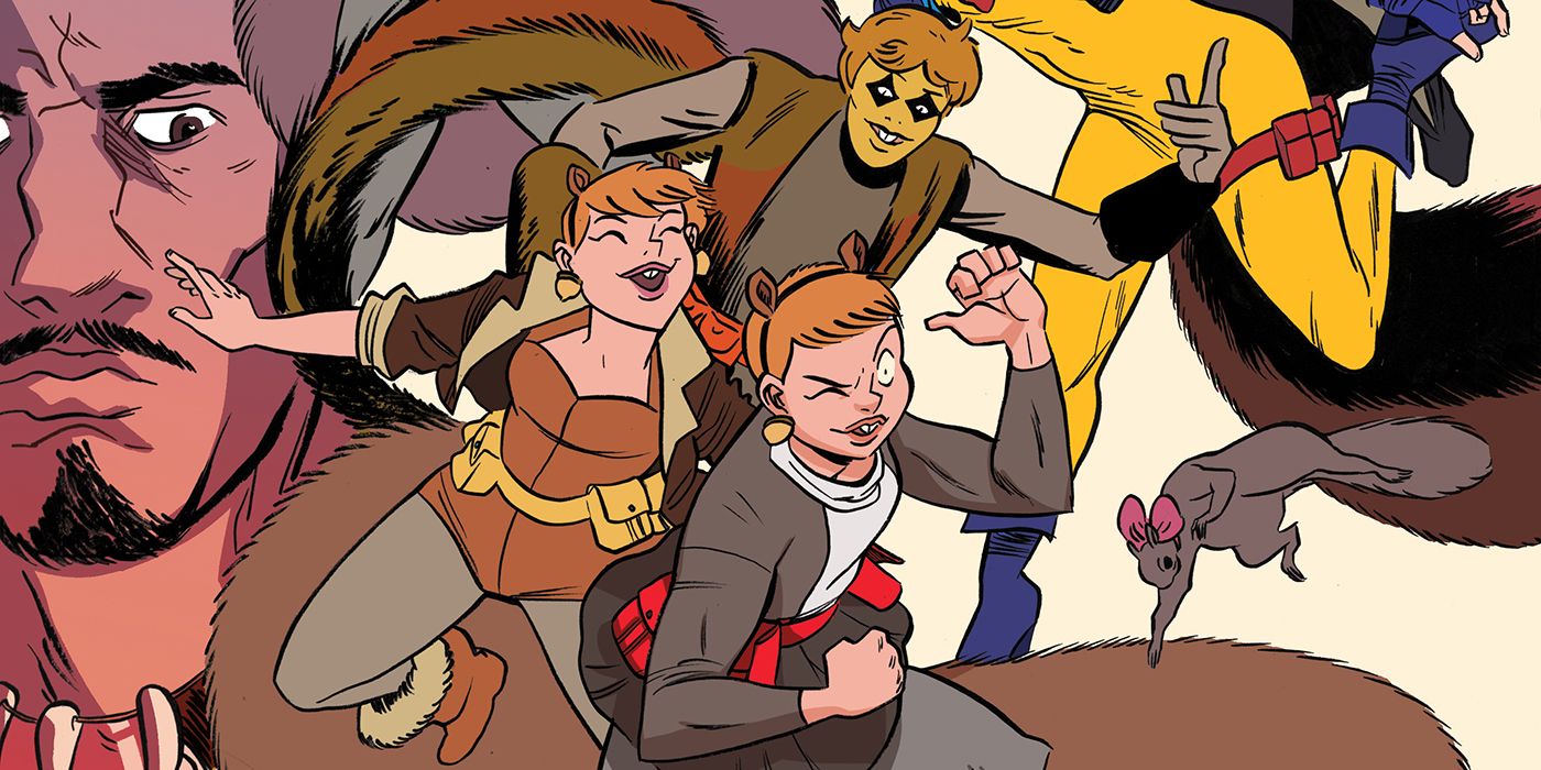 How Erica Henderson Made Marvel's Squirrel Girl So Unbeatable
