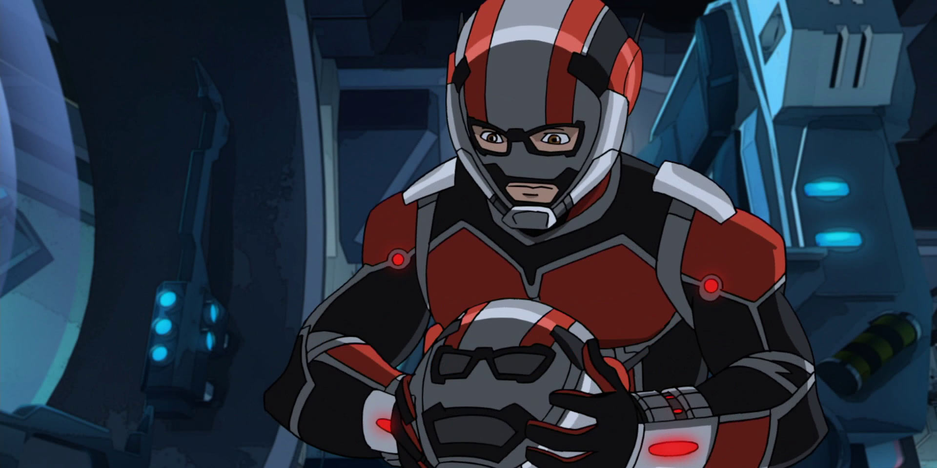 NYCC: Marvel's Ant-Man Animated Shorts Coming to Disney XD