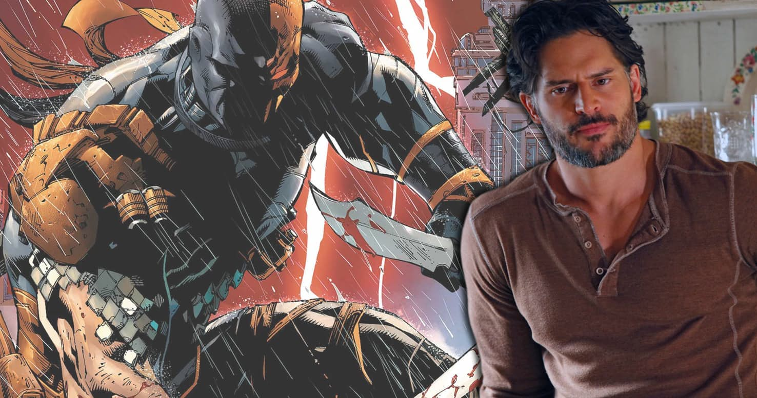 Manganiello Says He Starts On Affleck's Batman -- This Year?!