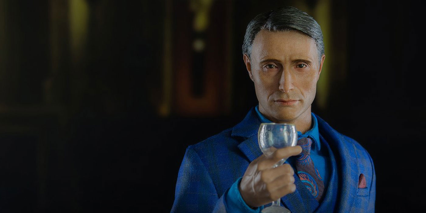 This Hannibal Lecter Figure Is Frighteningly Realistic Cbr