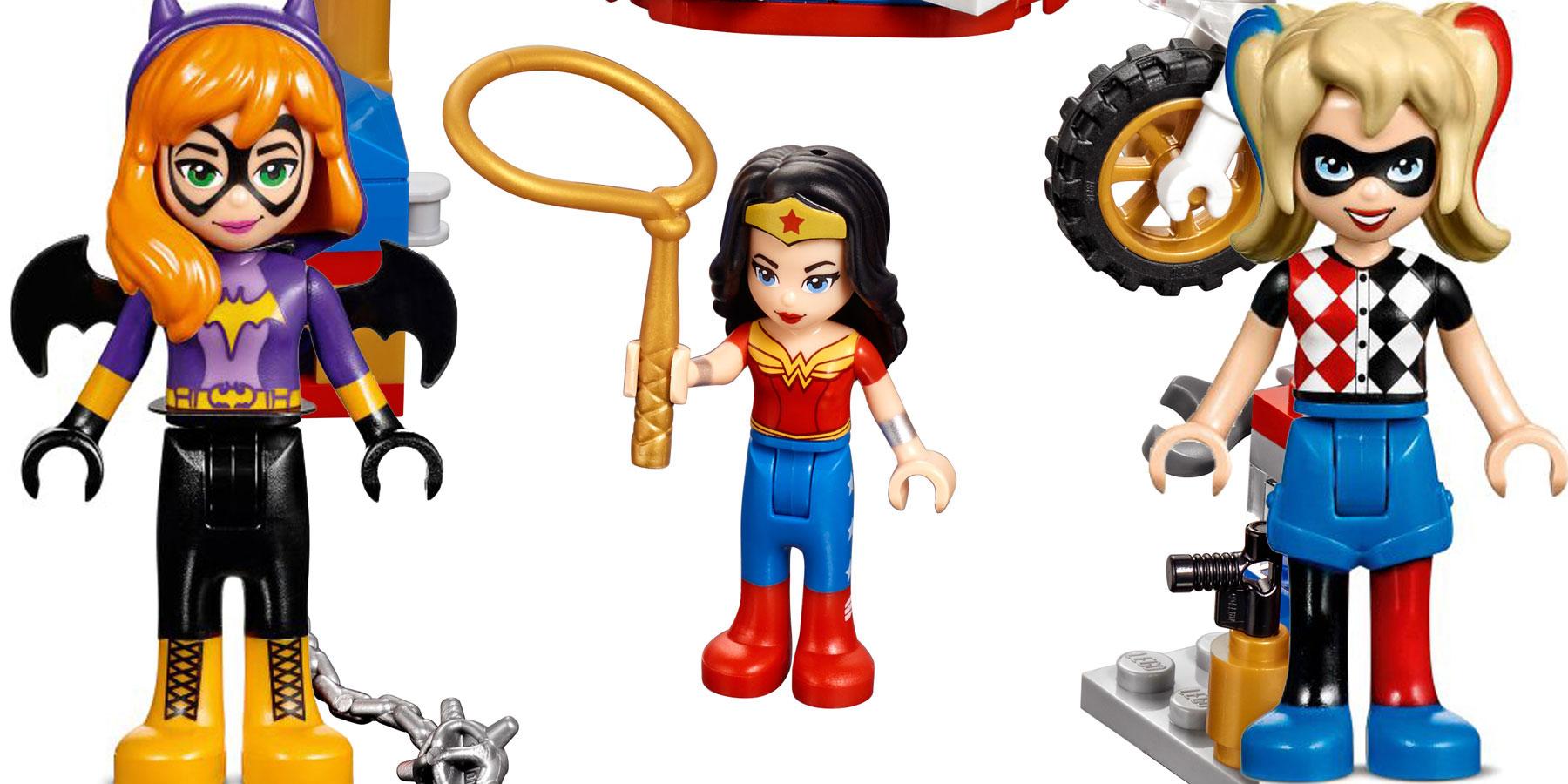 lego launches dc super hero girls line