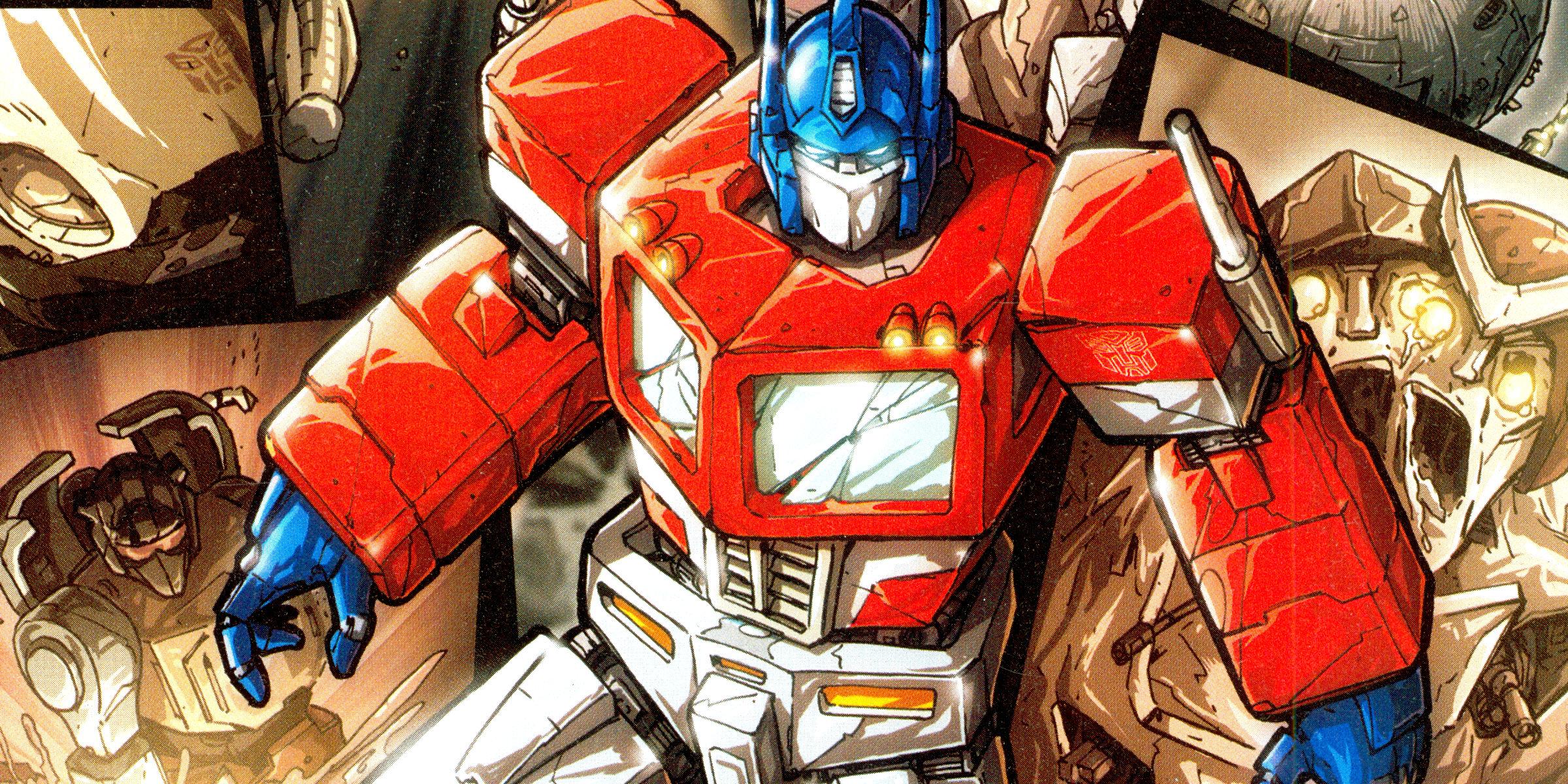 Optimus Prime — Weasyl