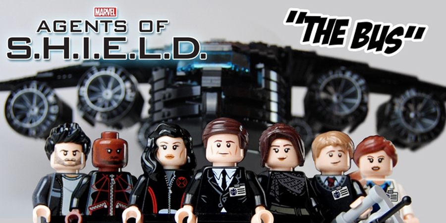 Epic Agents of SHIELD LEGO Set May Enter Production
