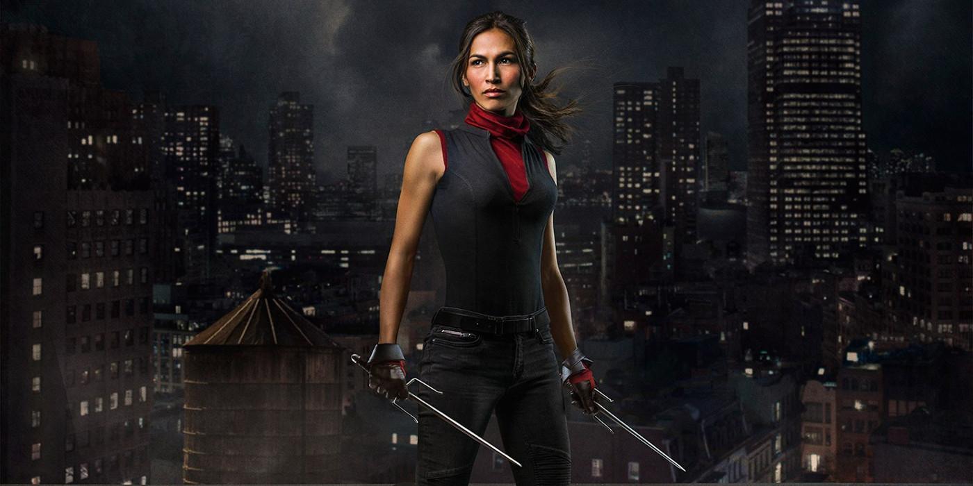 Image result for Elektra Netflix