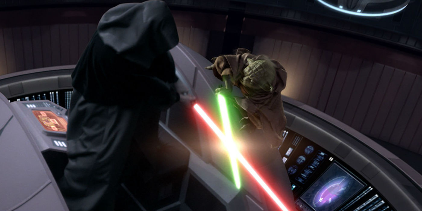 master yoda vs darth - photo #18