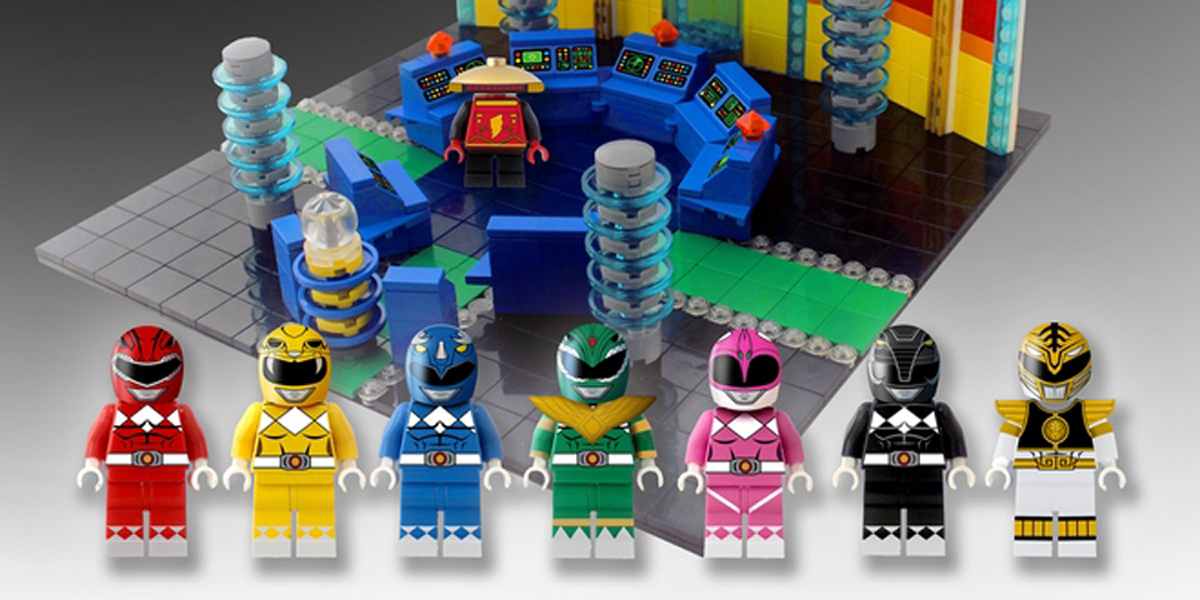 this power rangers lego set could morph into reality cbr. Black Bedroom Furniture Sets. Home Design Ideas