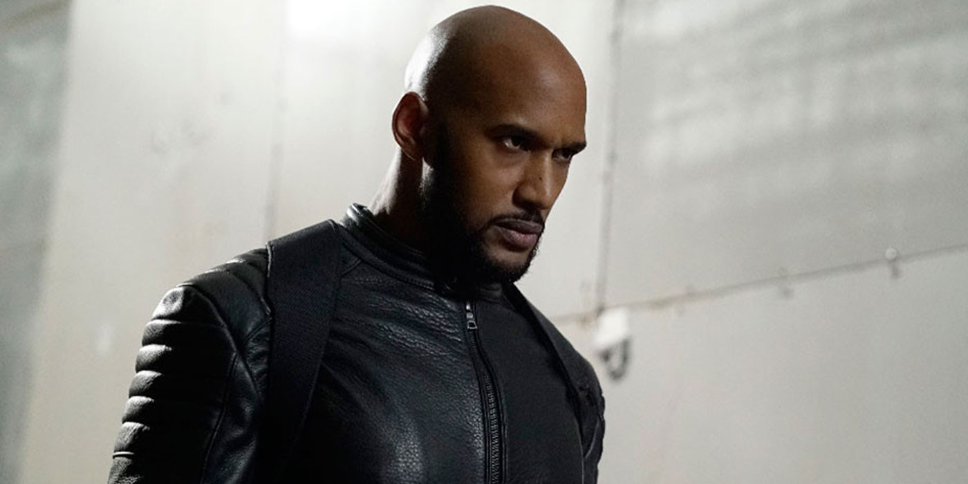Henry Simmons Reacts To Mack's Unexpected Agents Of SHIELD