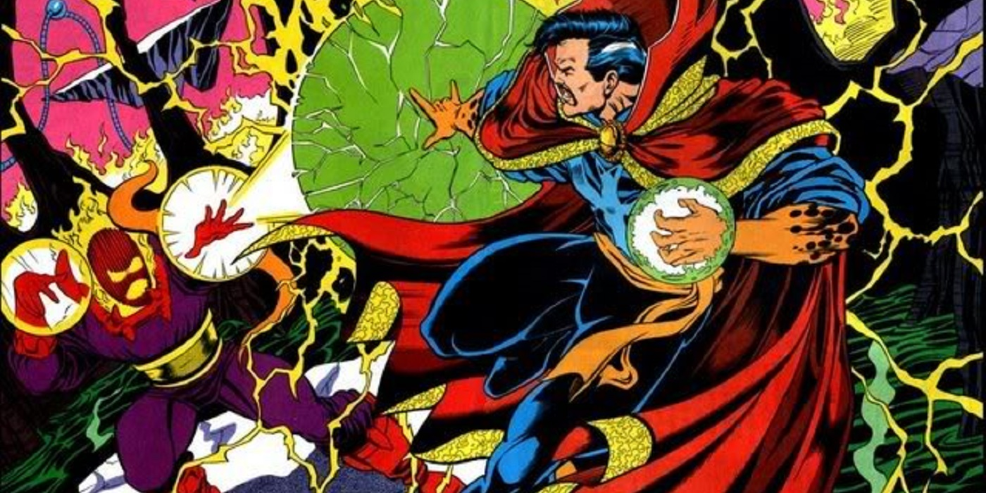 Pictures Of Doctor Strange: Doctor Strange: A Look At His Greatest Enemies