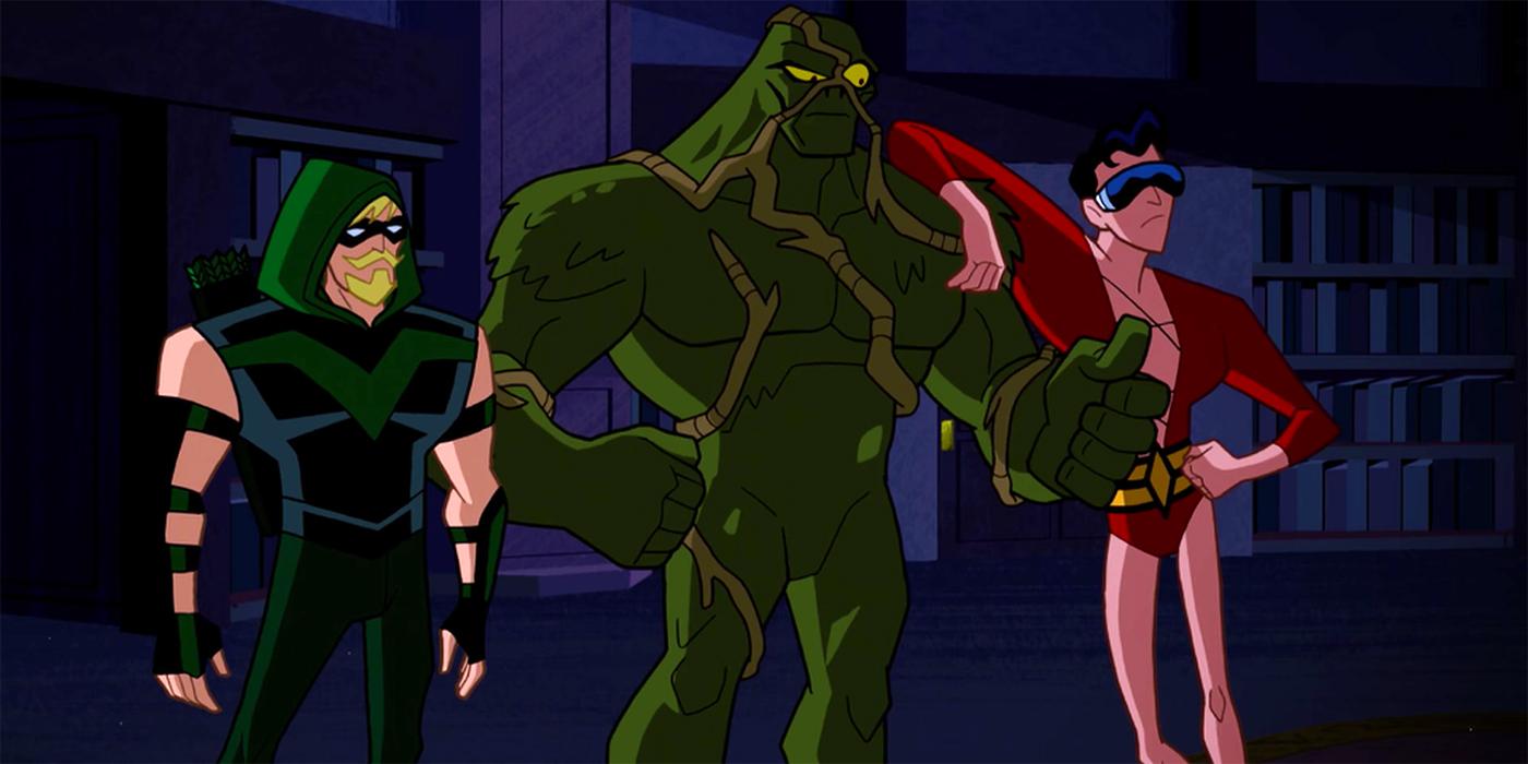 superman and wonder woman meet