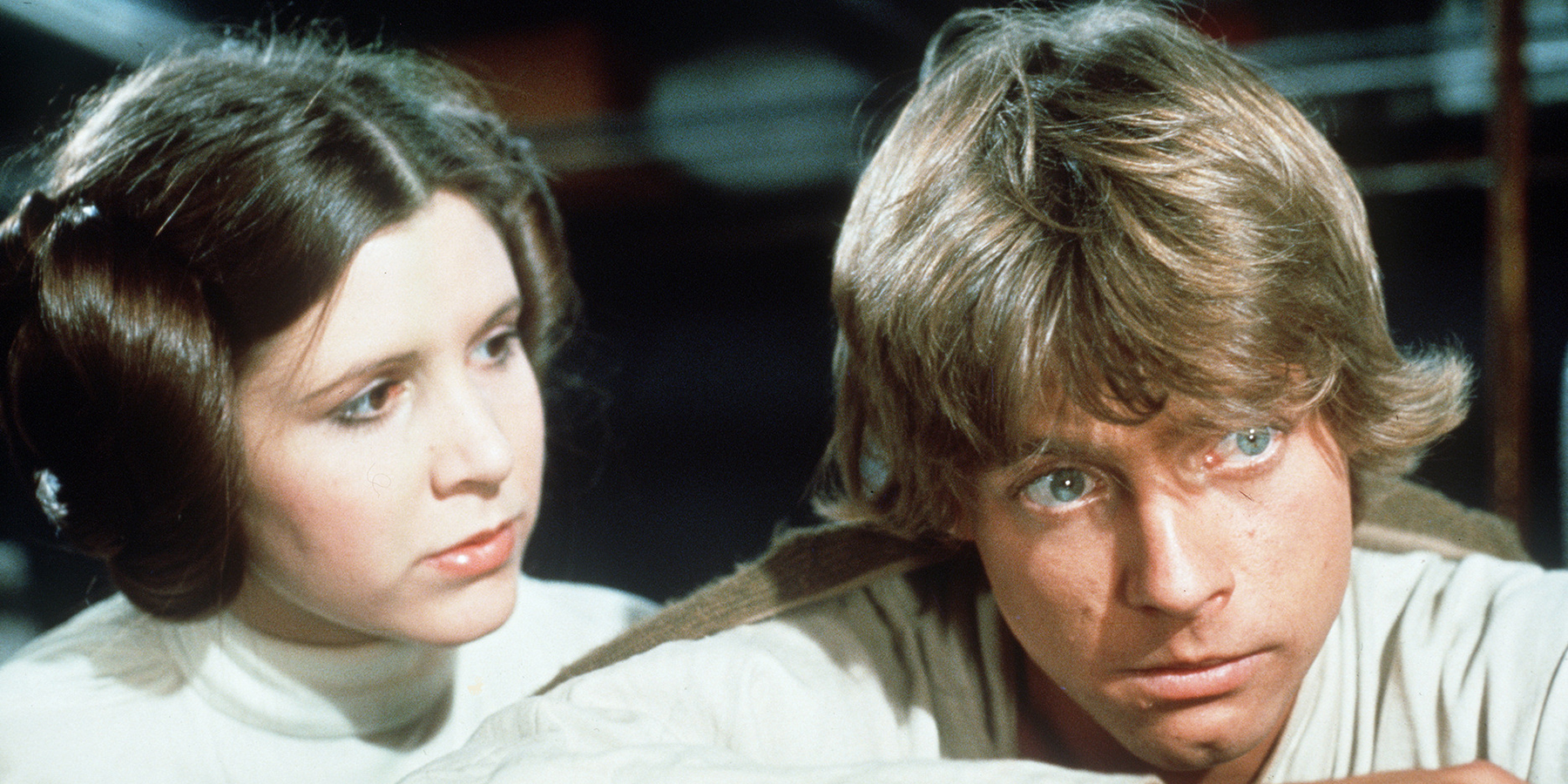Star Wars' First Force-Sensitive Moment Between Luke & Leia, Revealed