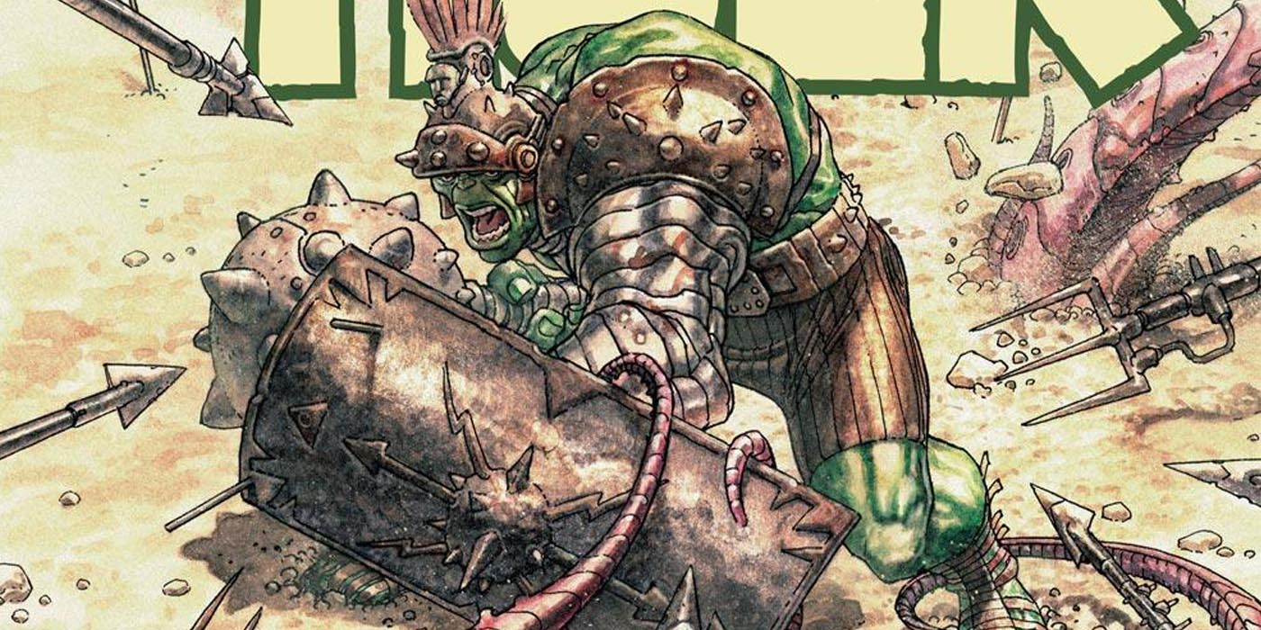 planet hulk 15 reasons it is the most incredible hulk story