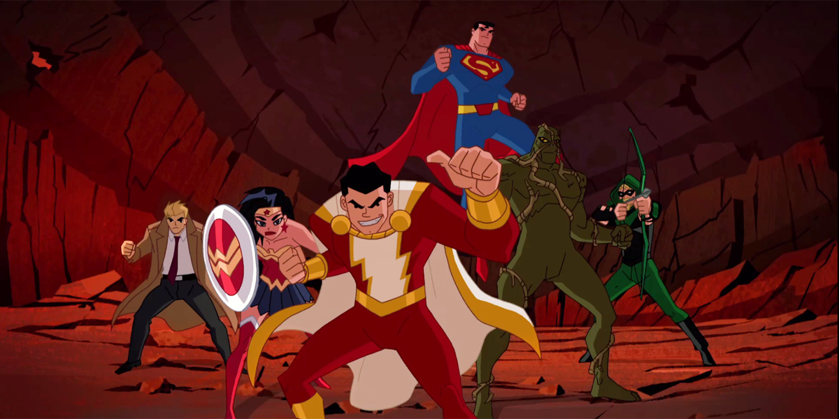 Justice League Action is the DC Cartoon We Didn't Realize ...