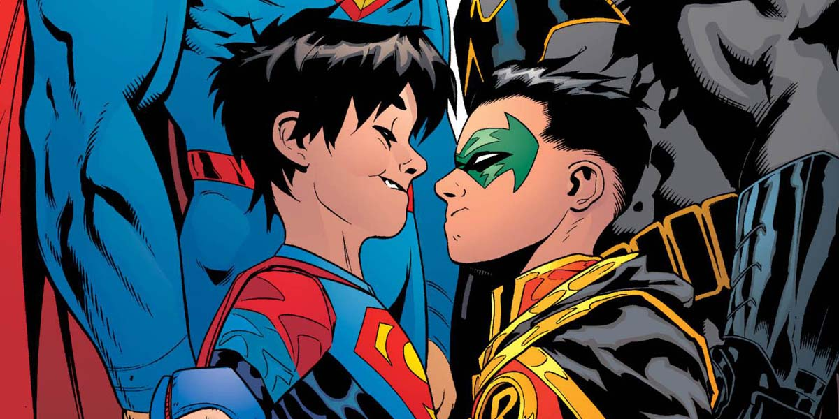 superboy and superman relationship