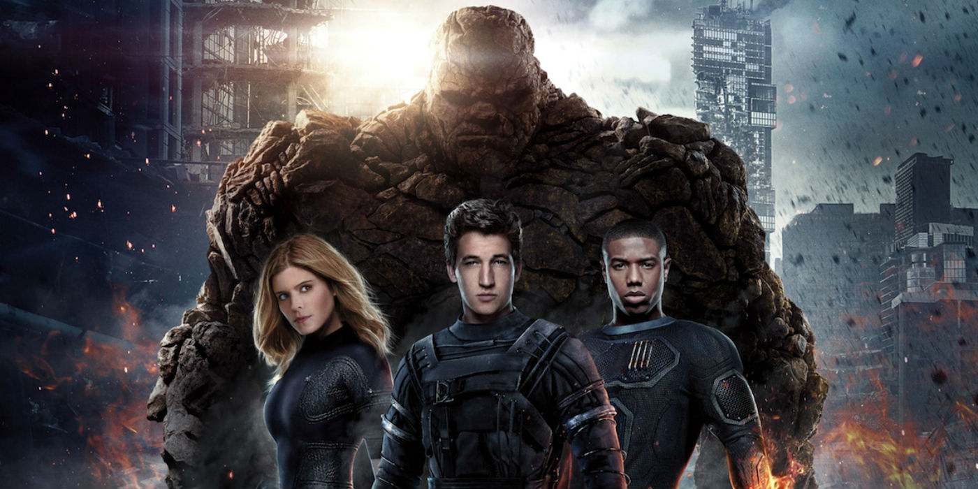 Deadpool 2 Writers Wanted to Reunite Cast of 2015's Fantastic Four Movie
