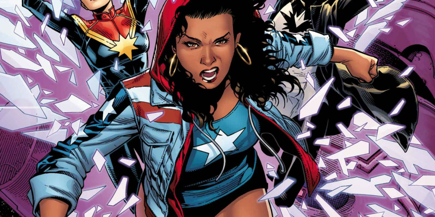 Image result for miss america chavez