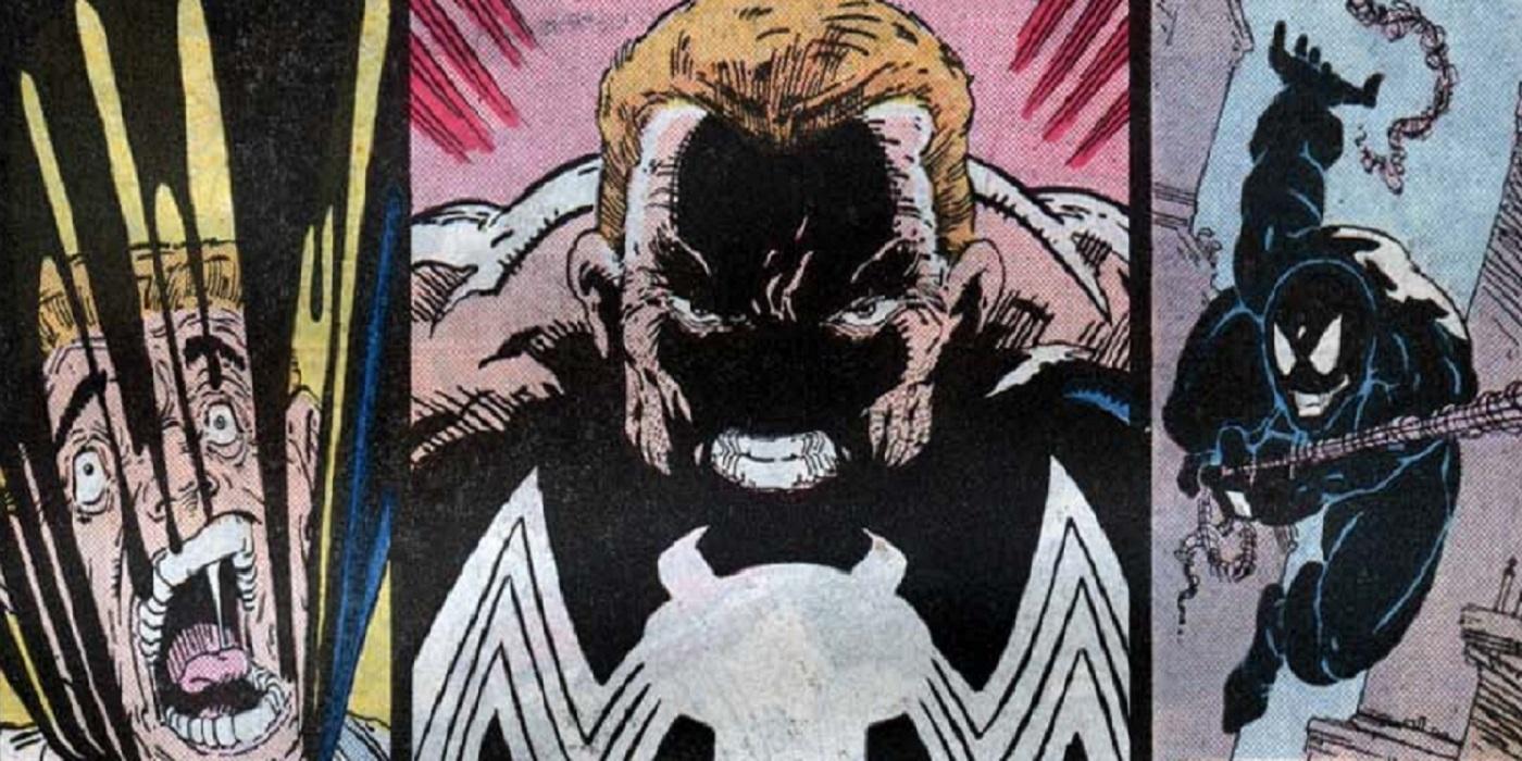 Spider-Man, Venom & the Sad, Sad Story of Eddie Brock