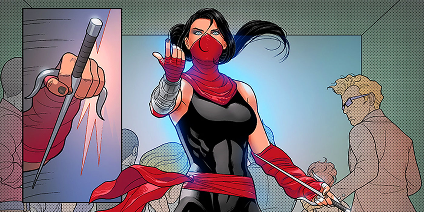 Elektra Hits Vegas In Exclusive First Issue Preview