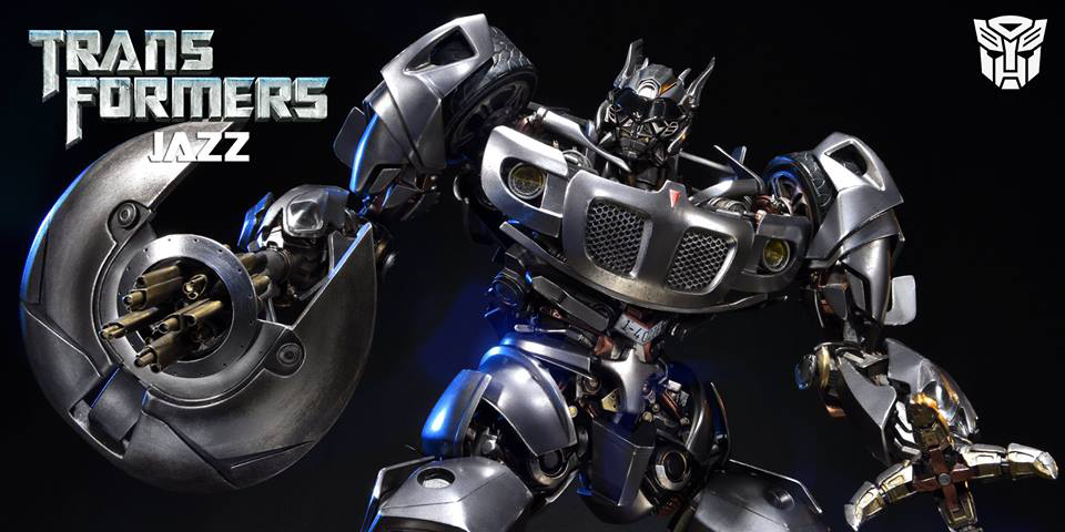 Transformers jazz is all that in new statue from prime