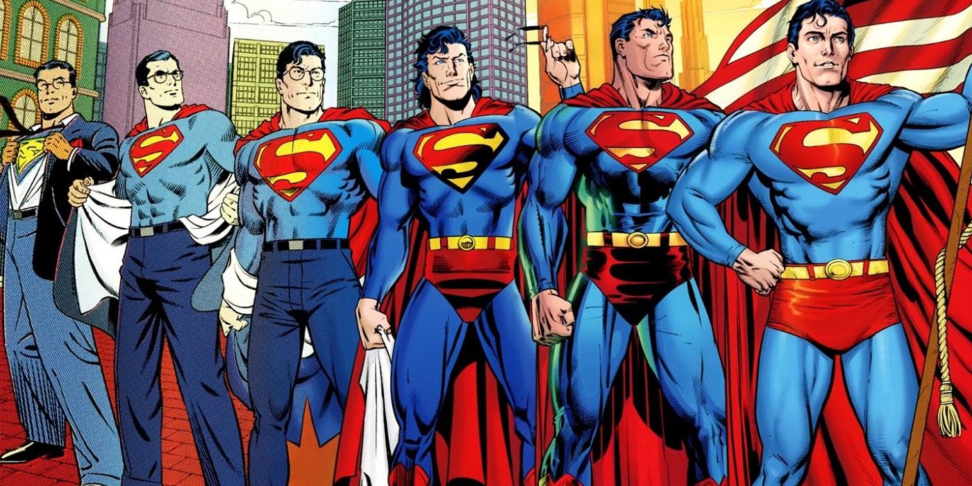 sc 1 st  CBR & The 15 Best (and Worst) Superman Costumes | CBR