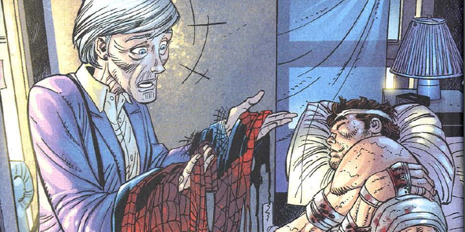 Unmasked 15 Times Spider Man S Identity Was Revealed