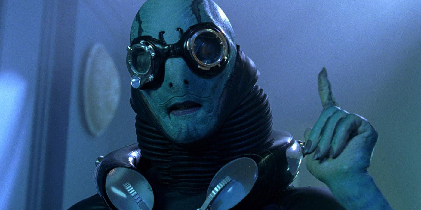 Doug Jones as Abe Sapien in Hellboy