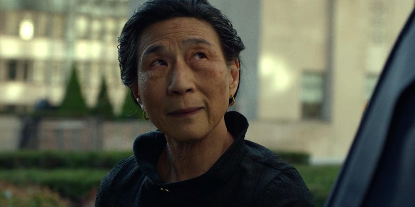 Iron Fist - Madame Gao