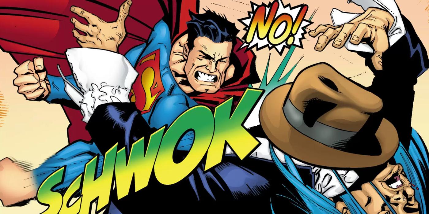 Superman the elite