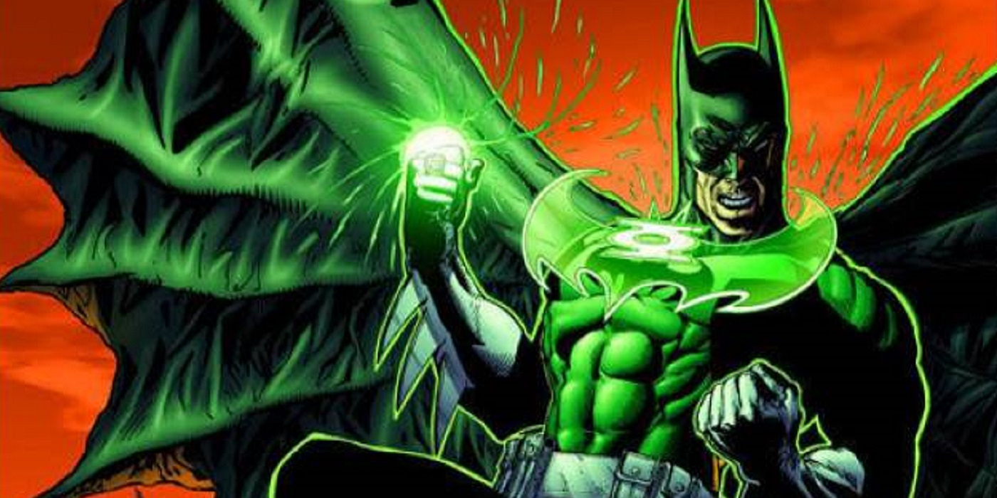 green lantern 15 other heroes who worn the ring