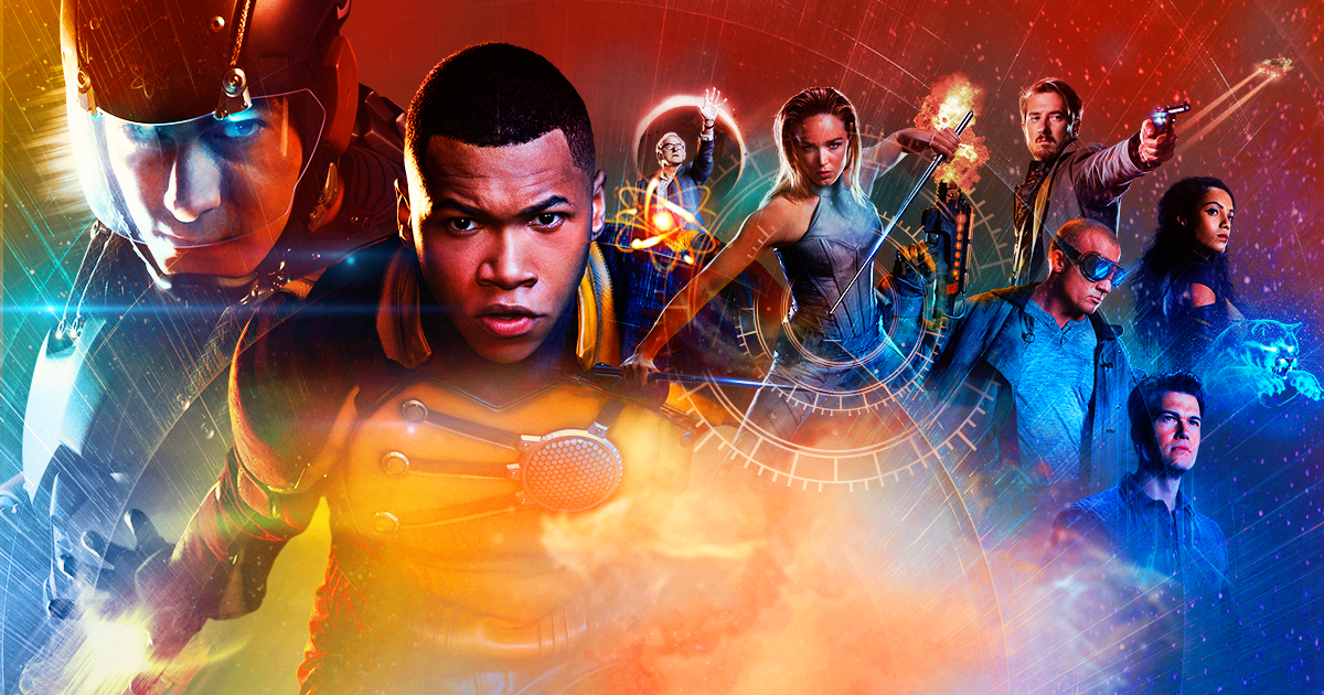 DC's Legends Of Tomorrow Suffer Major Casualty