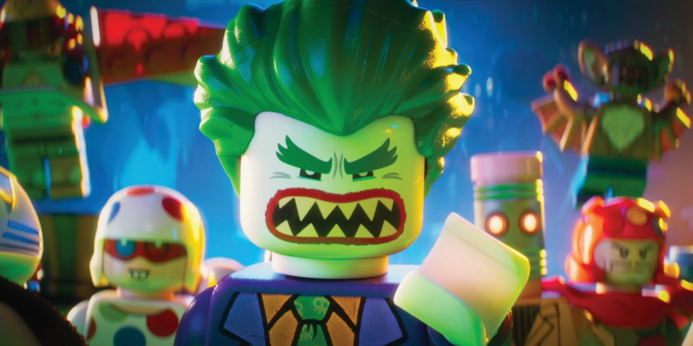REPORT: DC Villains to Star in Upcoming Lego Video Game