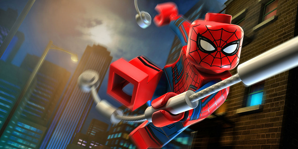 lego spiderman 2017 - photo #16