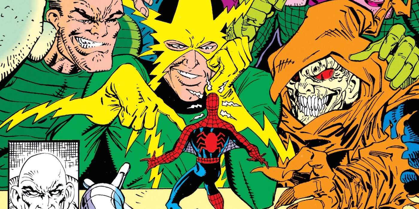 return of the sinister six