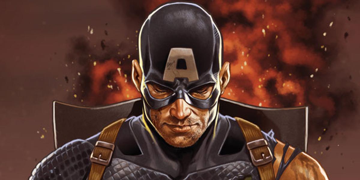 Resultado de imagem para captain america secret empire
