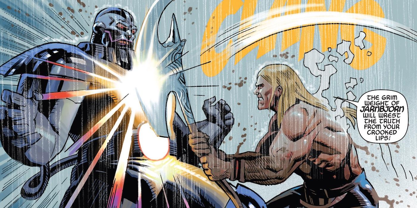 thor vs apocalypse
