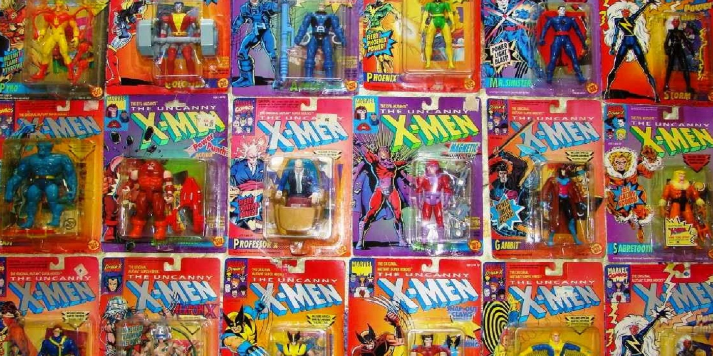 the most obscure x men action figures of the 1990s cbr