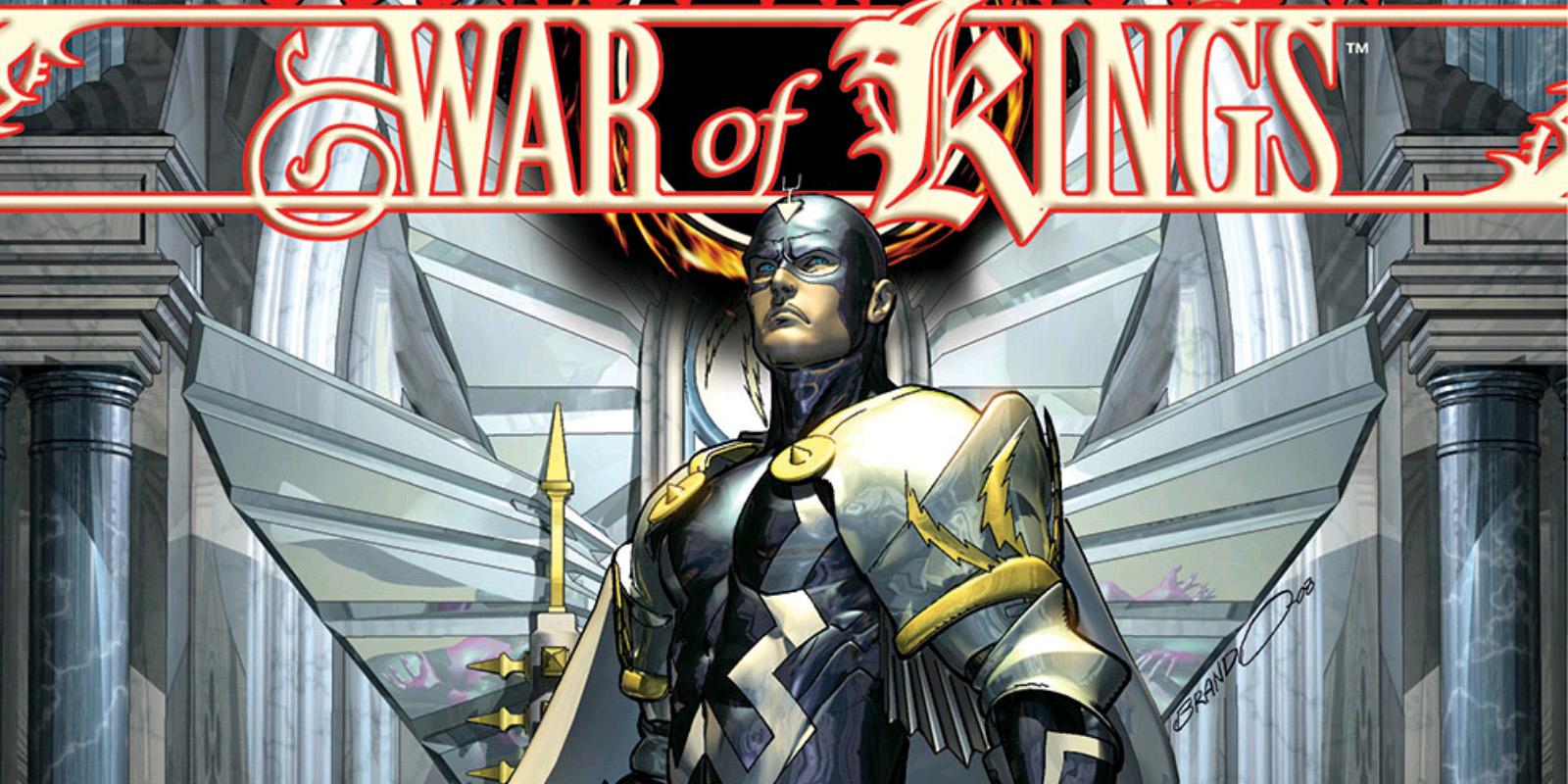 black bolt war of kings