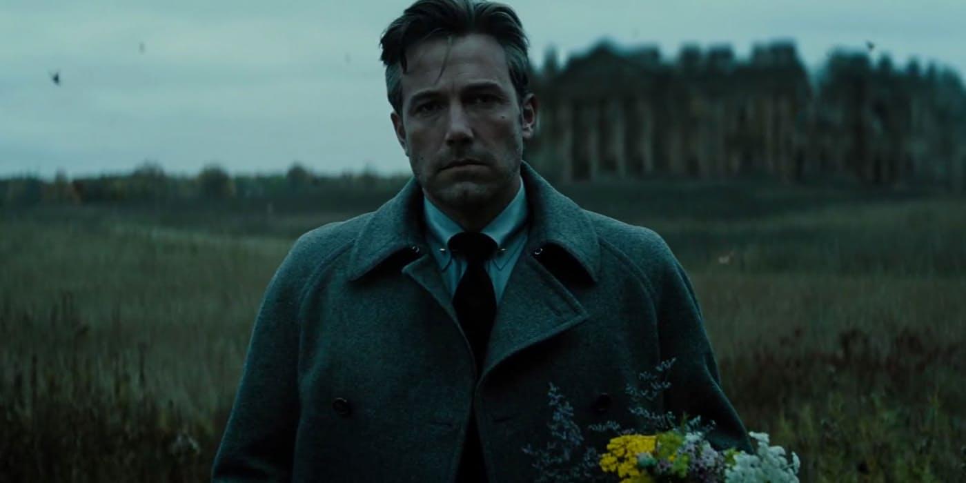 Ben Affleck as Bruce Wayne in Batman v Superman