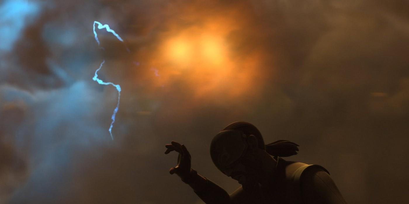 Bendu Storm in Star Wars Rebels