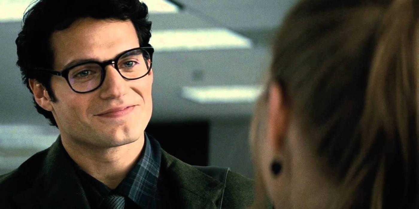 Clark Kent Man Of Steel