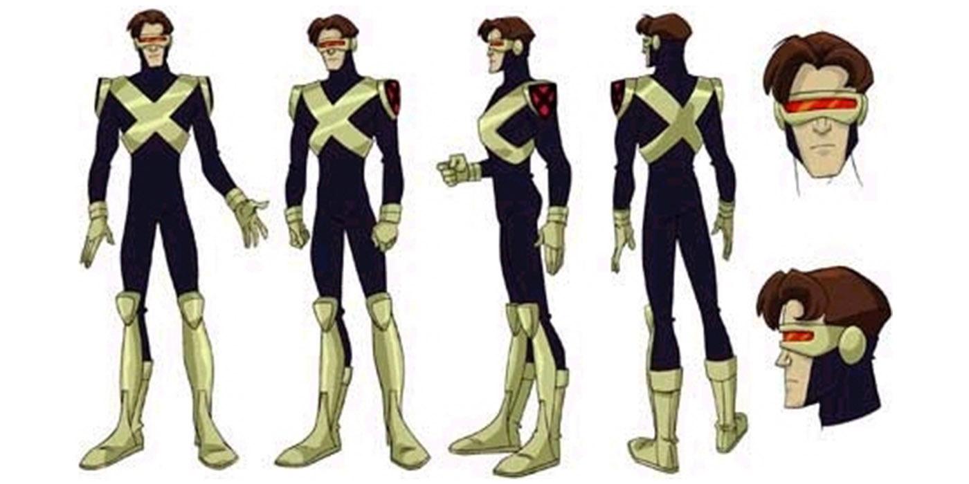 Cyclops character design