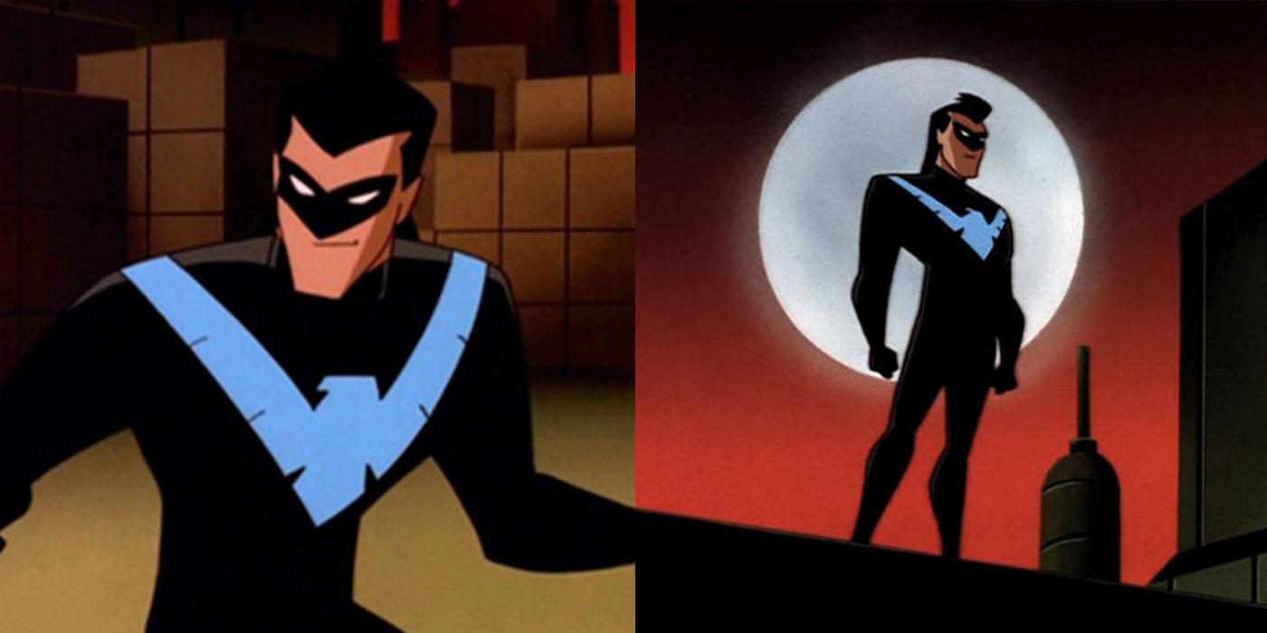 DCAU Nightwing