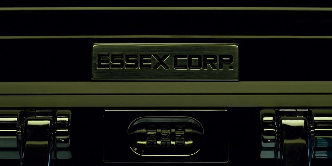 Essex Corp briefcase